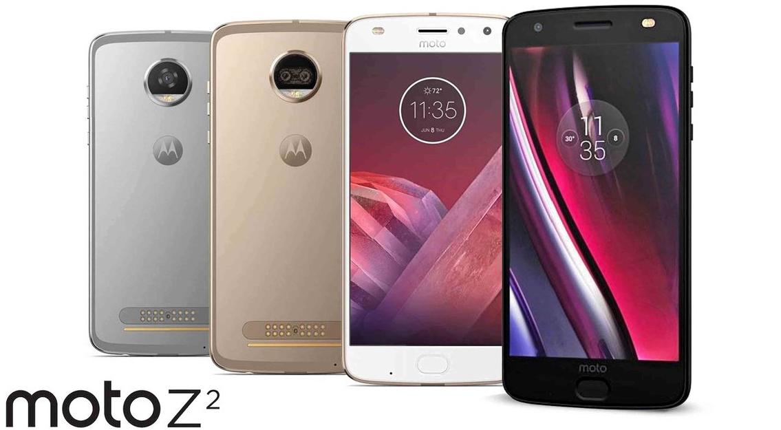 Новая Motorola Moto Z2 Play и пополнение MotoMods