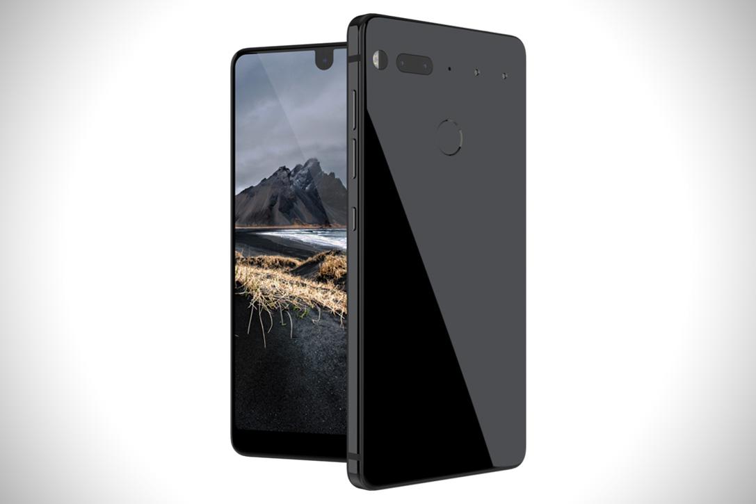 Essential PH-1: первый массовый смартфон в титане и керамике