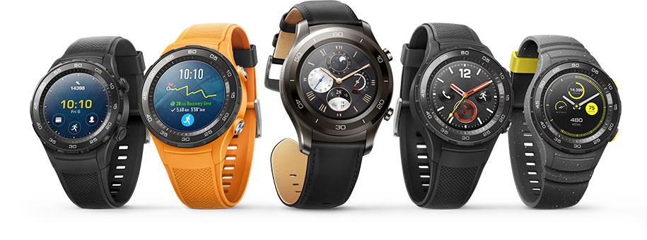 Huawei Watch 2: умные часы с полноценными звонками