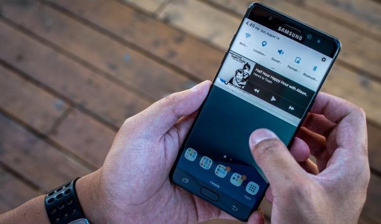 Samsung готовит премиум версию Galaxy Note 8 Emperor Edition