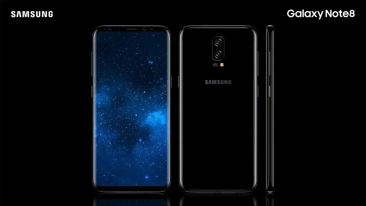 ОБНОВЛЕНО!Samsung Galaxy Note 8 — первое впечатление