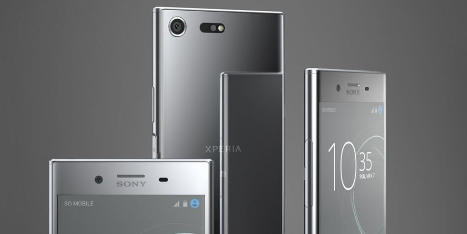 Смартфоны от Sony