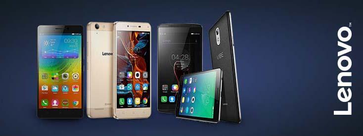 Lenovo смартфоны