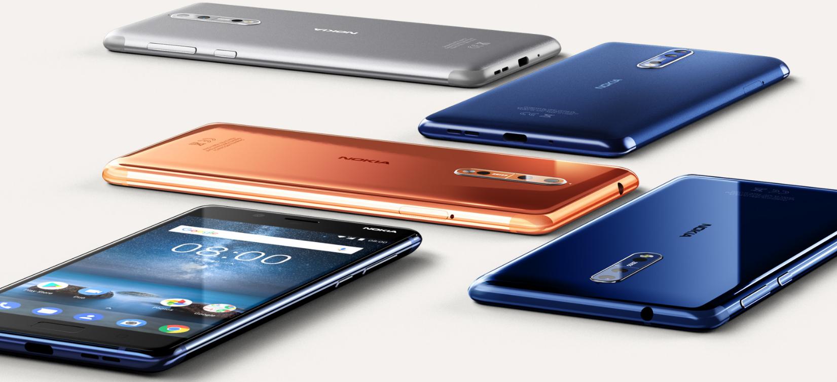 Топ-3 смартфонов от Nokia