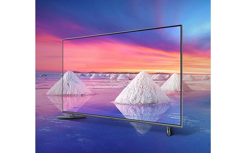 Стопроцентная глубина цвета с QLED телевизорами Samsung серии Q6F