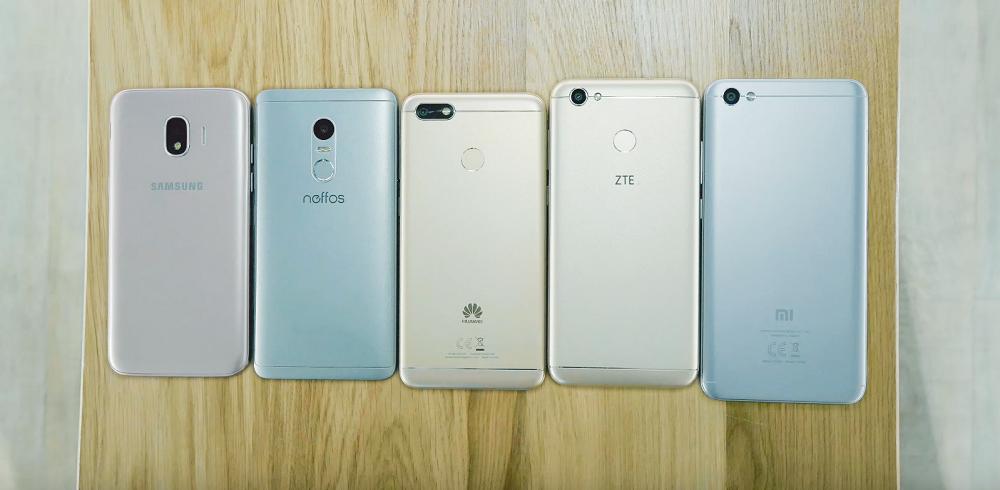 Подборка смартфонов до 200$ с поддержкой 4G (LTE)