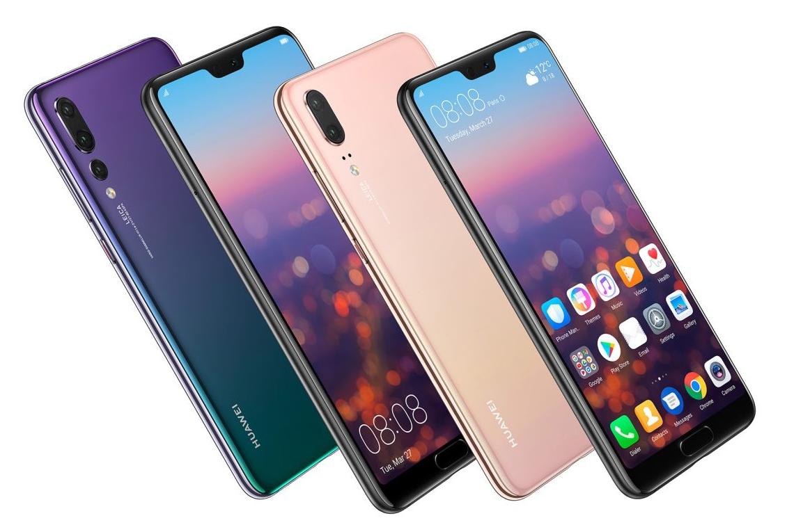 Анонс новинок от Huawei