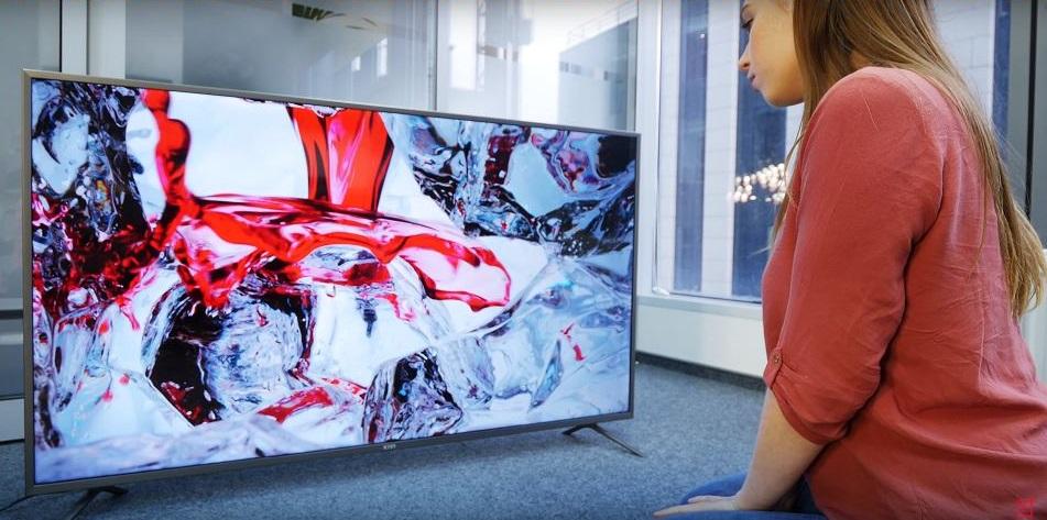 Телевизор KIVI 55UK30G: ОБЗОР + РОЗЫГРЫШ