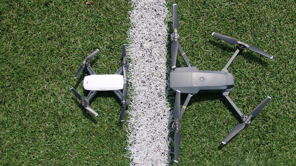 Квадрокоптеры DJI: обзор, особенности и характеристики