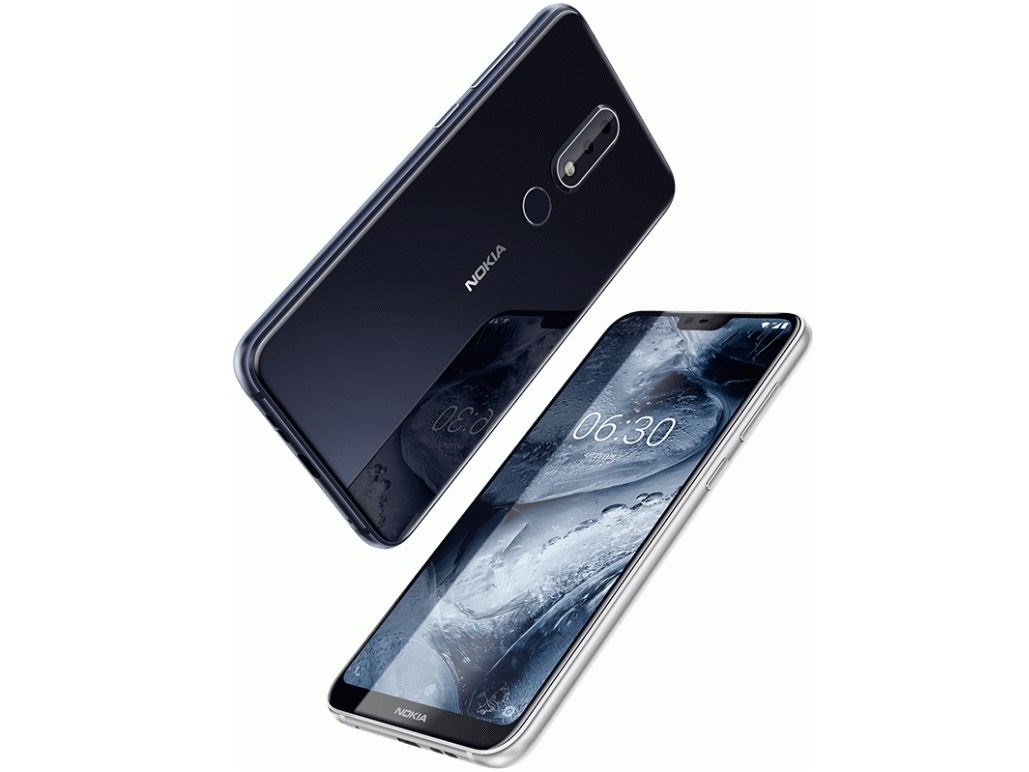 Анонс Nokia X6
