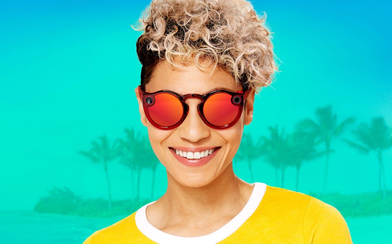 Новые смарт-очки от Snapchat