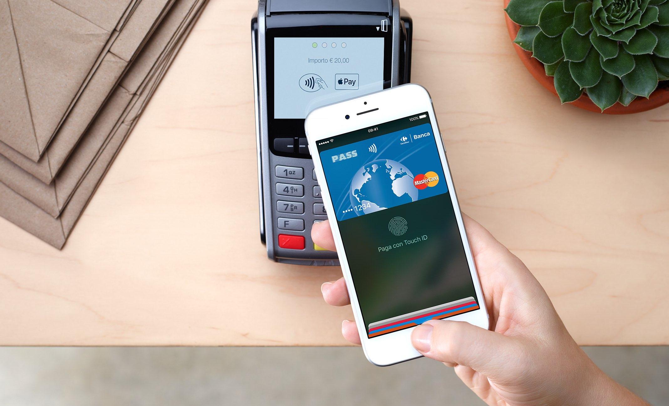Возрадуйтесь, владельцы яблочных устройств, в Украину идет Apple Pay!
