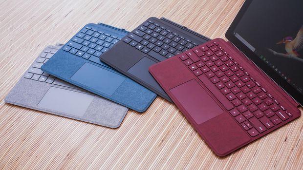 Чехол-клавиатура для Microsoft Surface Go