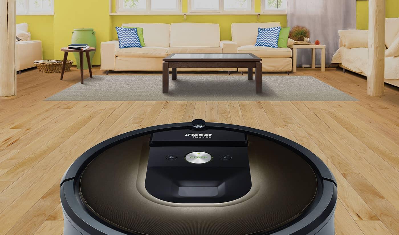 Робот-пылесос для дома