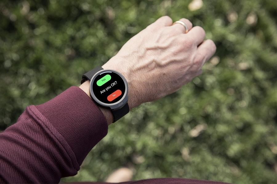 Часы, что могут спасти вашу жизнь.