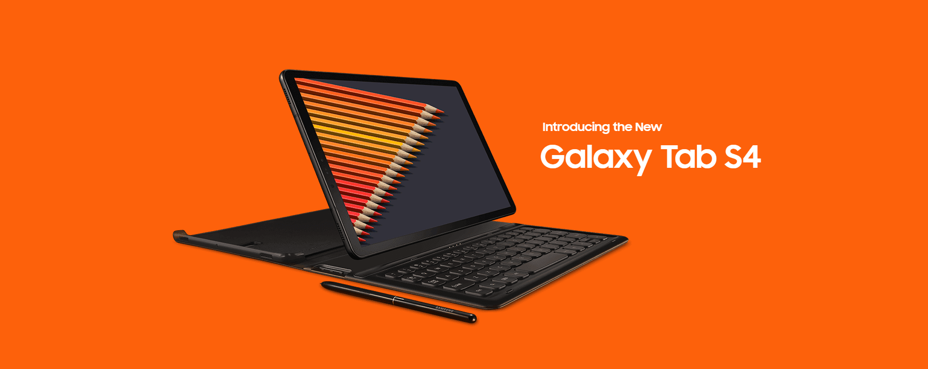 Новый мультизадачный планшет Samsung Galaxy Tab S4