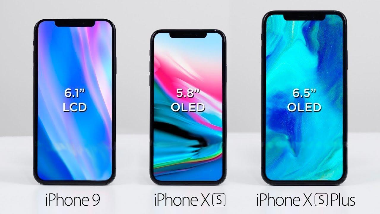 iPhone с 2 SIM-картами? Слухи про презентацию Apple 2018
