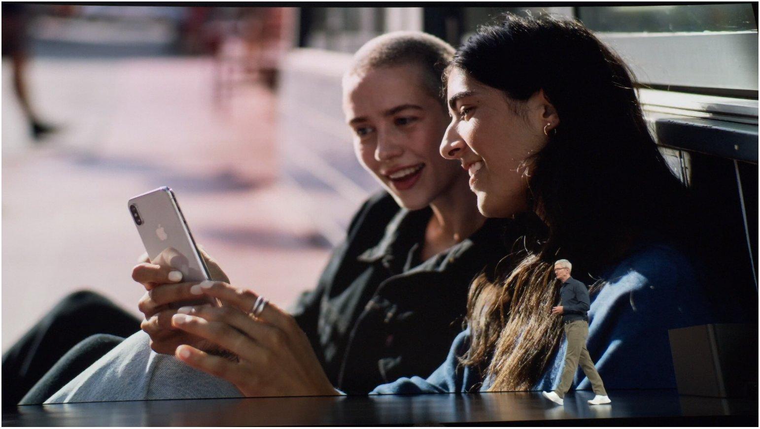 Презентация Apple часть вторая: новые iPhone