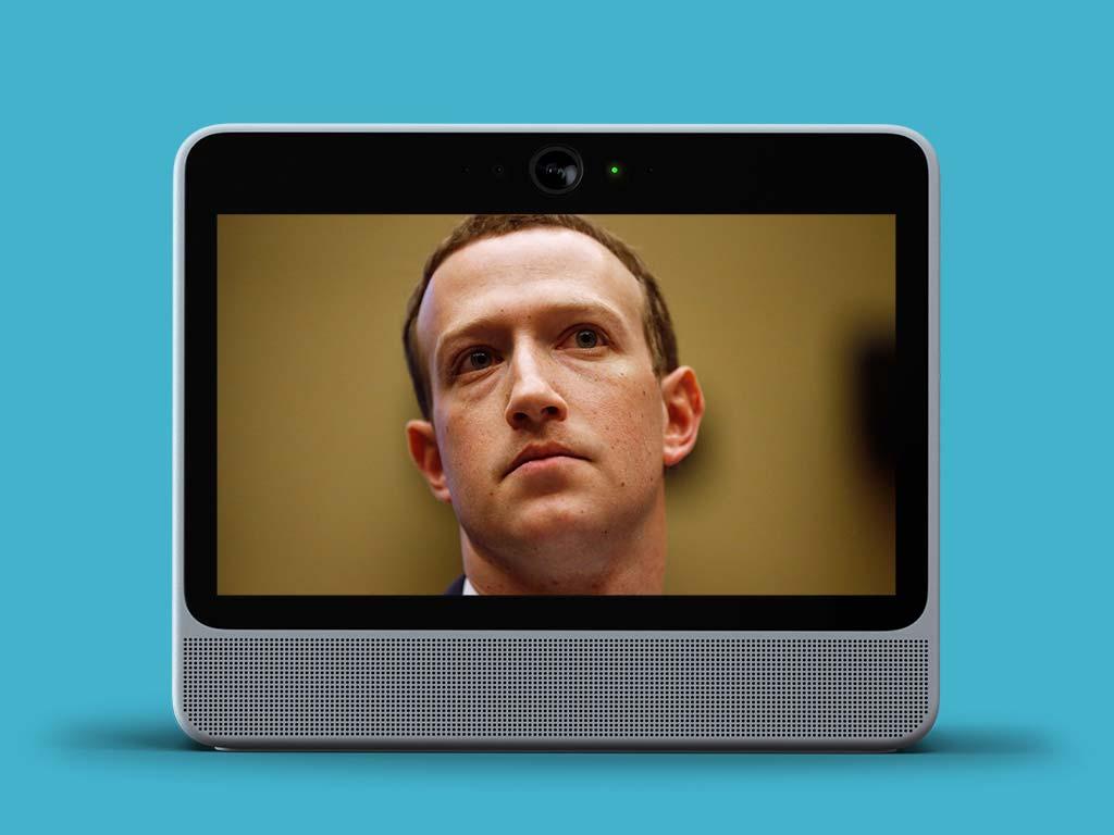 Цукерберга – в каждый дом!