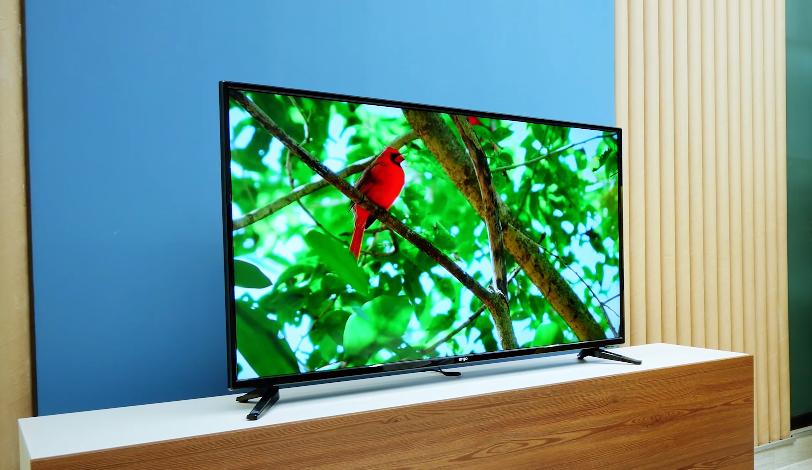 Обзор и розыгрыш телевизора  SMART TV ERGO LE43CU6550AK