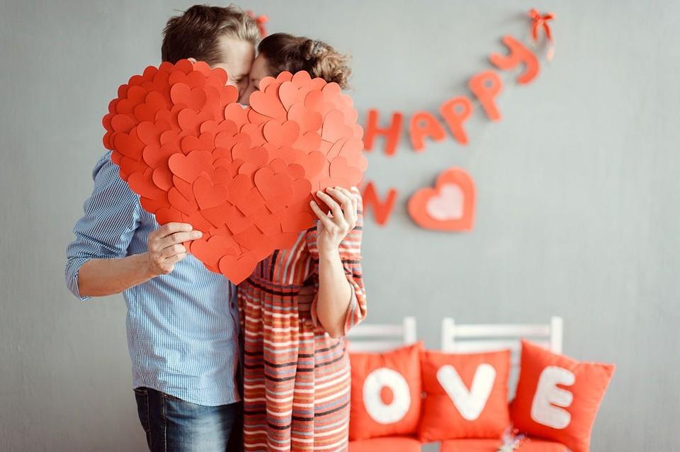 Подарок ко Дню влюбленных