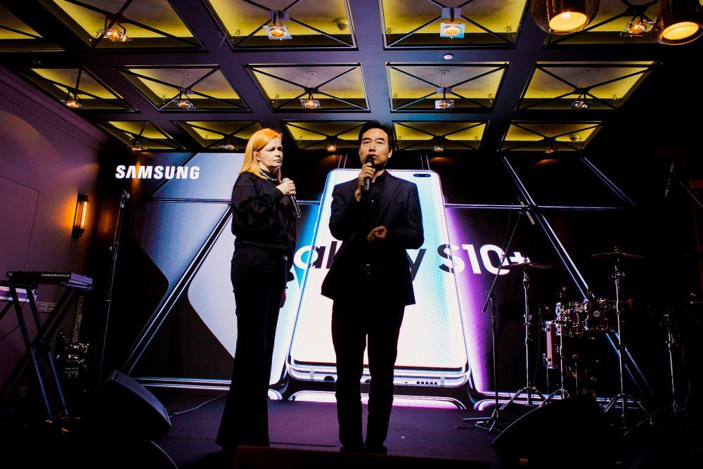 Презентация Samsung S10
