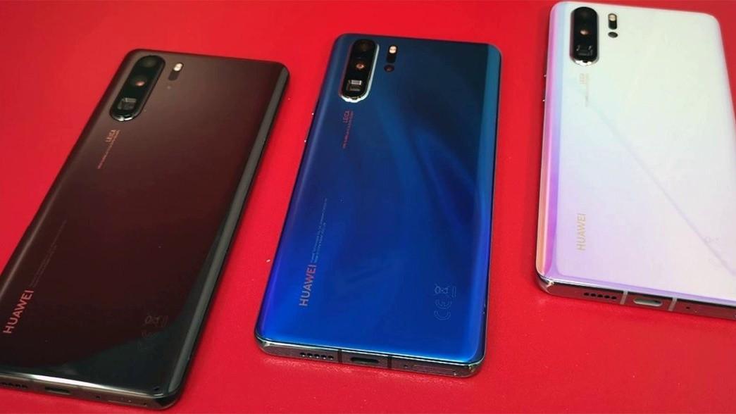 Характеристики Huawei P30: утечки