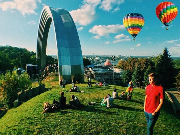 Куда пойти на эти выходные в Киеве