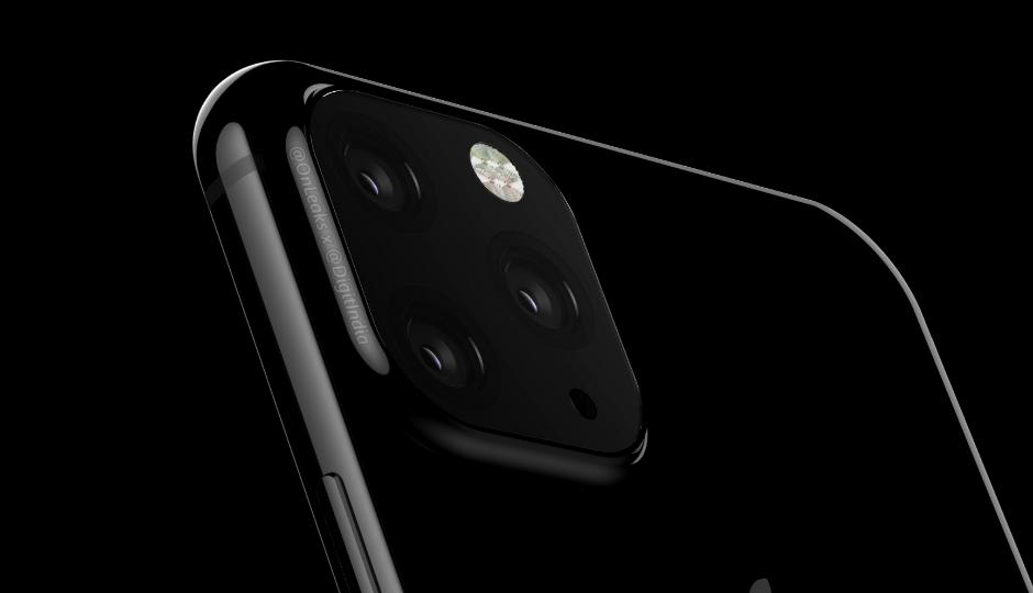 Новый Айфон: теперь три камеры