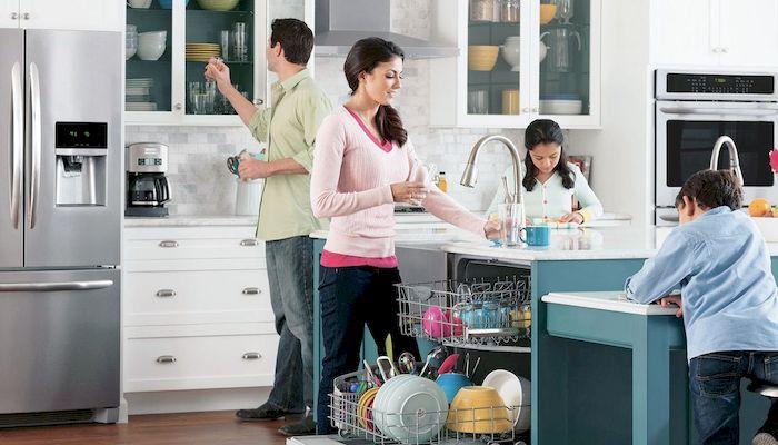 Посудомойка: роскошь или средство экономии?