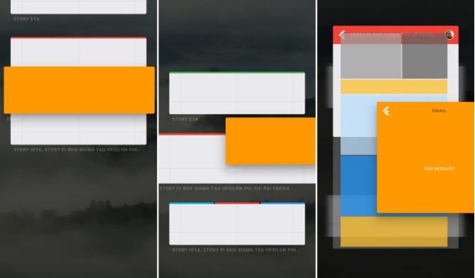 Интерфейс для разработчиков