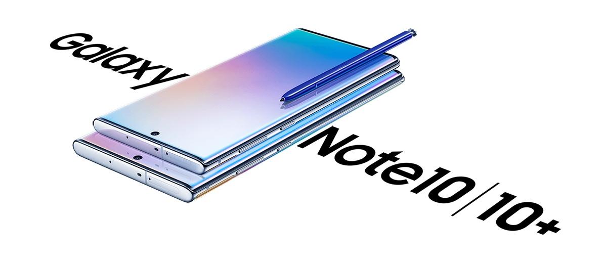 Samsung Galaxy 10 Note — встречаем!