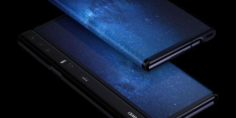 Раскладной Huawei Mate X: новые детали