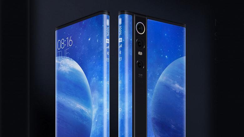 Сверх-флагман от Xiaomi: Mi Mix Alpha