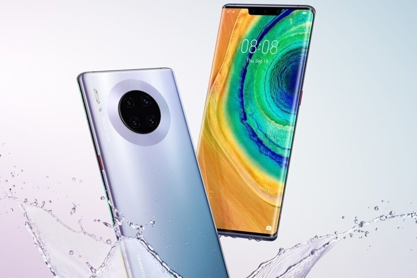Huawei Mate 30 Pro — новый флагман на Android