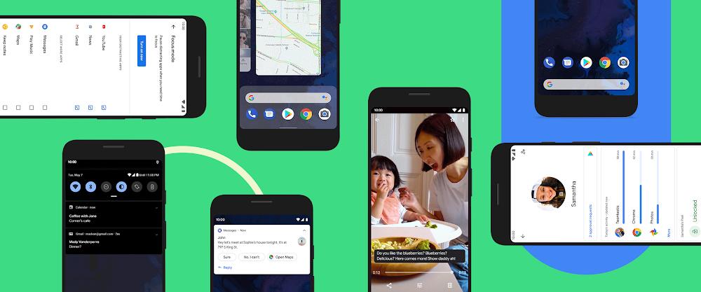 Android 10 уже доступен: что нового?