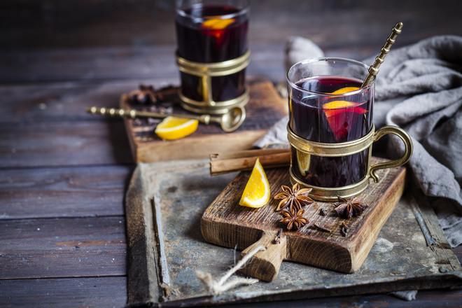 Пришла осень: топ-5 рецептов глинтвейна в домашних условиях