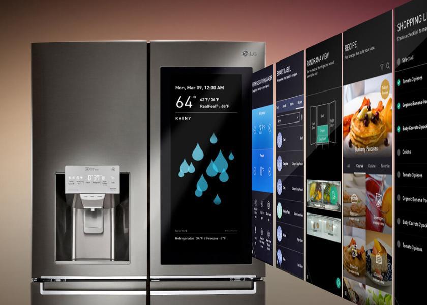 Смарт-холодильники: что умеют?