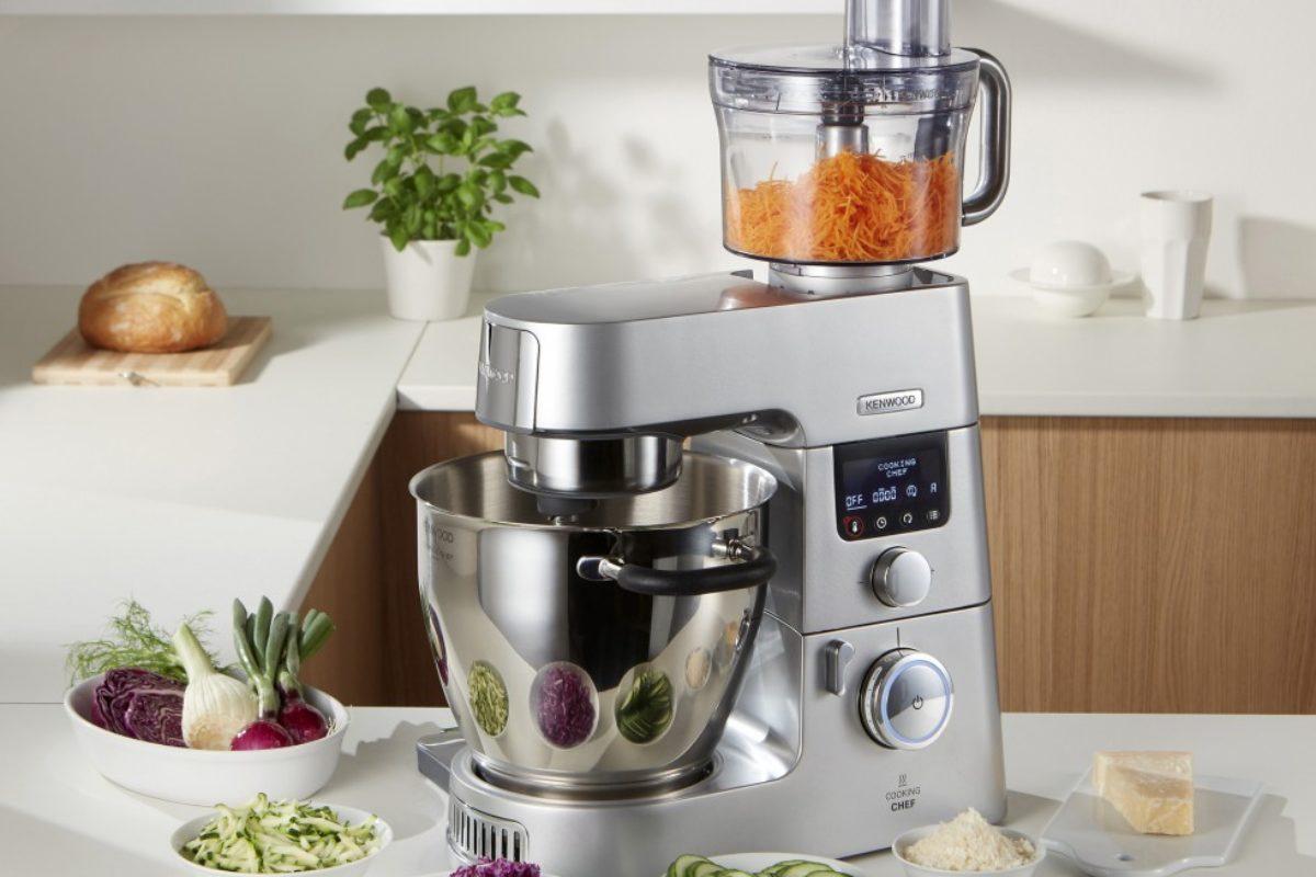 Кухонные машины: не то же, что комбайн