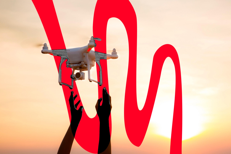 Аэросъемка: как правильно делать фото с дрона