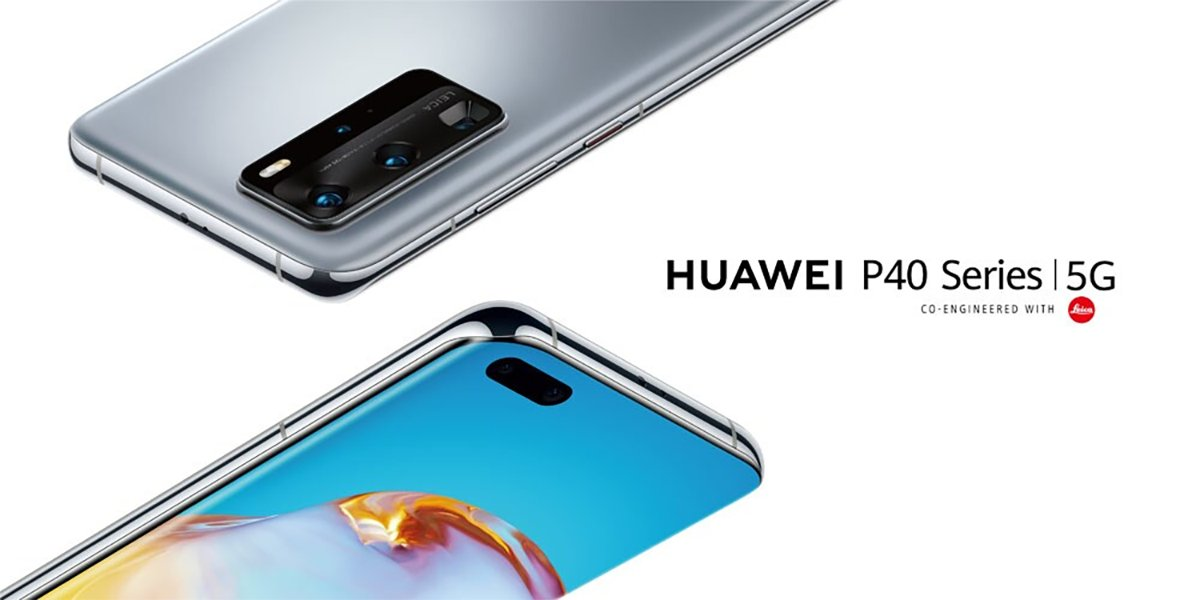 Huawei P40 официально представлен