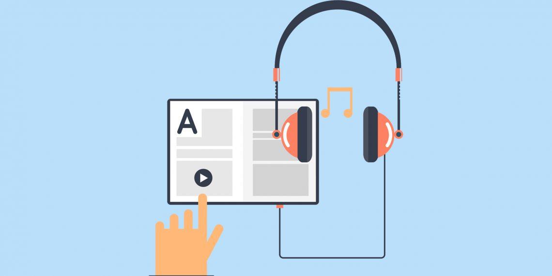 Топ приложений для прослушивания книг
