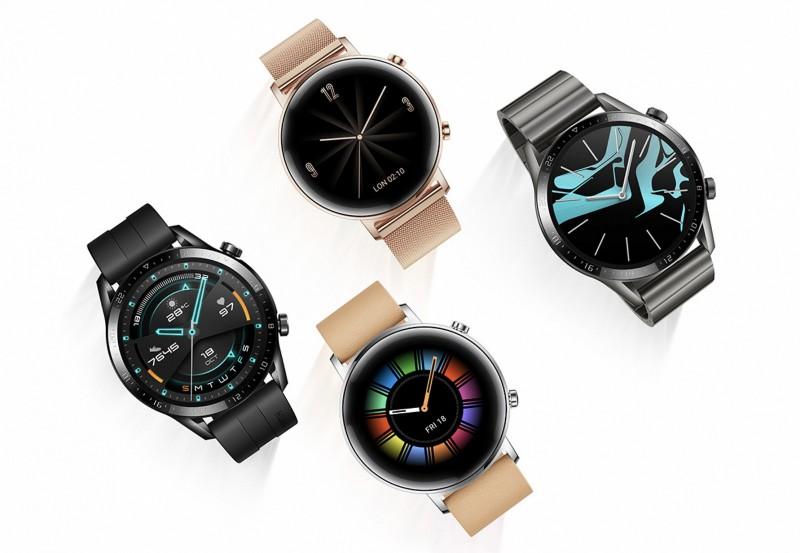 Смарт-часы Huawei Watch GT 2e уже в Украине