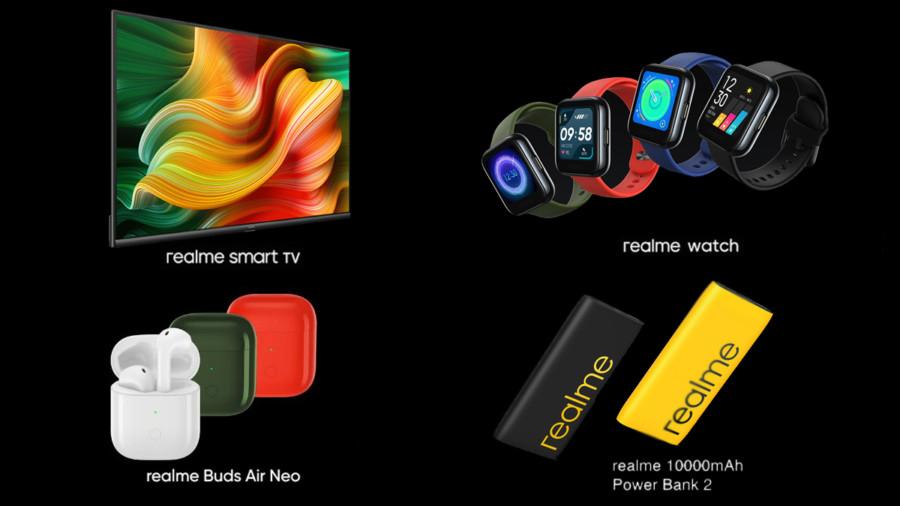 Презентация Realme: что продемонстрировал бренд