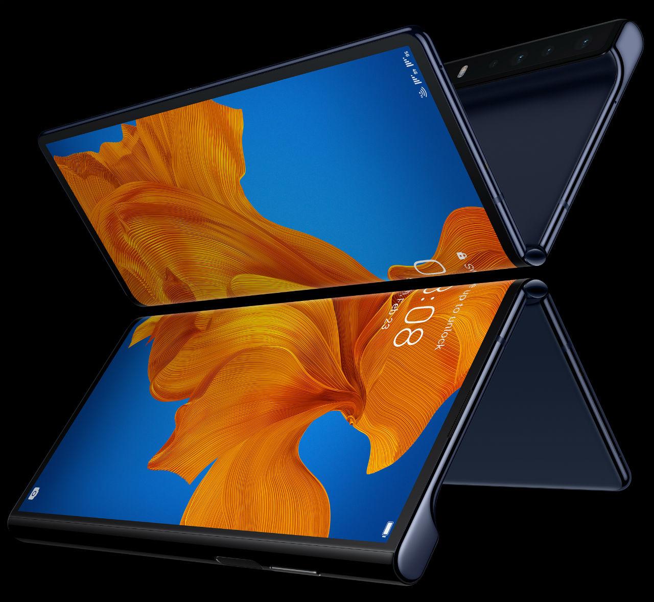 Huawei Mate Xs: новая «раскладушка» уже в Украине