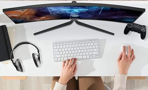 Изогнутые экраны телевизоров: что такое и зачем нужны