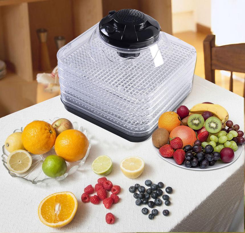 Сушилки для овощей и фруктов: что нужно знать