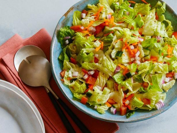 Топ рецептов летних салатов