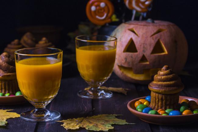 Топ рецептов тематических напитков к Хэллоуину