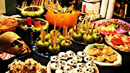 Топ рецептов тематических блюд к Хэллоуину